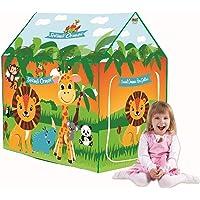Sevimli Orman Bebek ve Çocuk Oyun Çadırı Büyük Ev Çadır