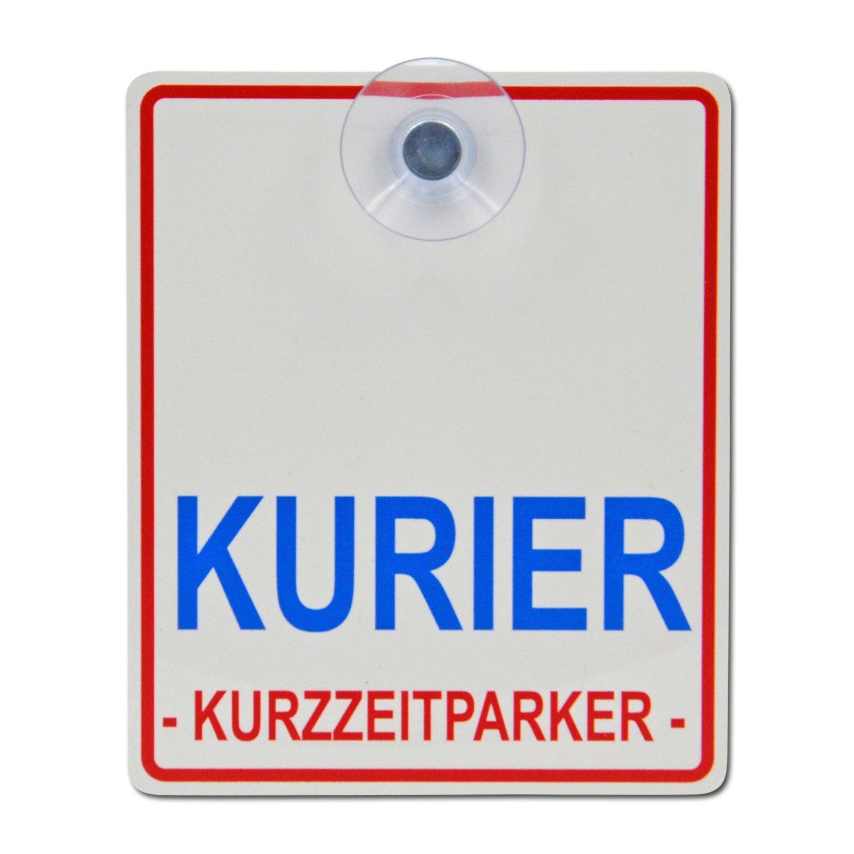 MOTIV: Kurier - Kurzzeitparker