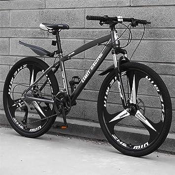 JLASD Bicicleta Montaña Bicicleta De Montaña, Hombres Mujeres ...
