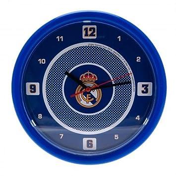 Real Madrid FC oficial de fútbol regalo reloj de pared – una gran Navidad/regalo