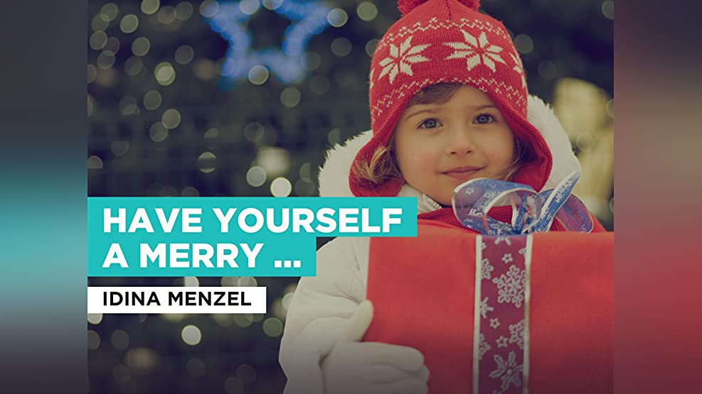 Have Yourself A Merry Little Christmas in the Style of Idina Menzel