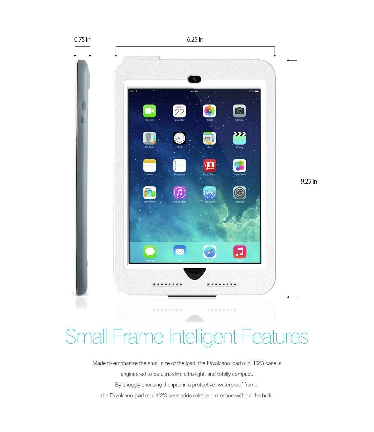 FAVOLCANO Schutzhülle für iPad Mini: Amazon.de: Elektronik