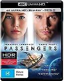 Passengers (2016) (4K UHD/Blu-ray/UV)