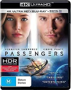 Passengers (2016) (4K UHD/Blu-ray)
