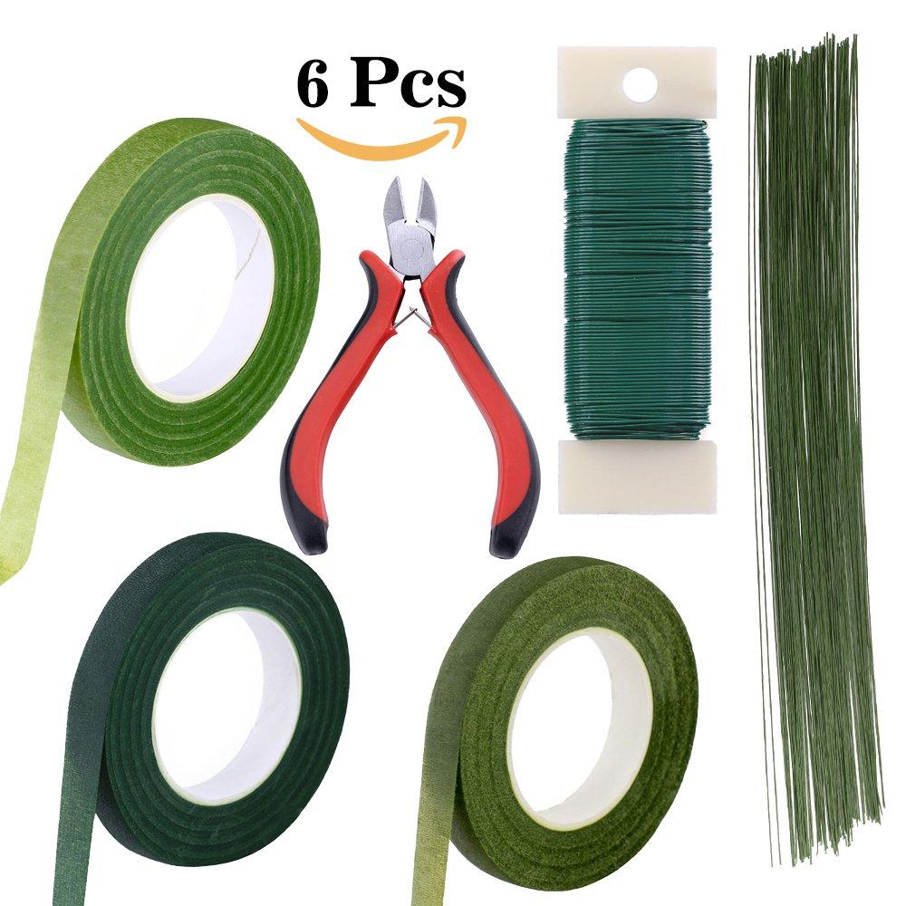 Supla Floral Arrangement Kit Floral Tools Wire Cutter Stem Wire ...