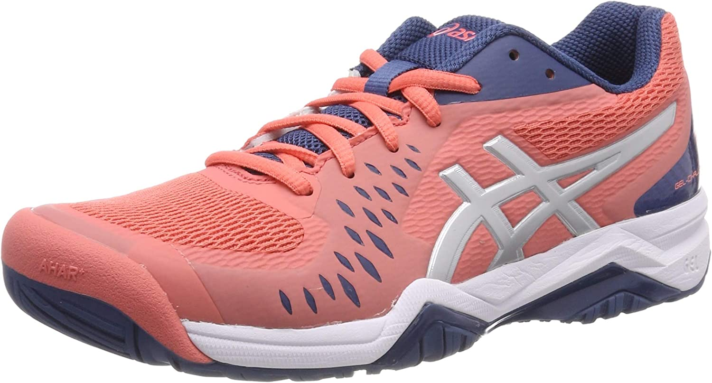 ASICS Gel-Challenger 12, Zapatillas de Tenis para Mujer