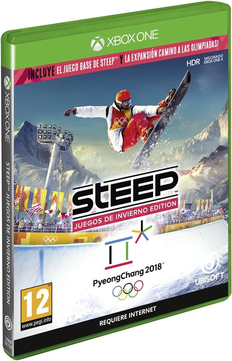 Steep - Olympics Edition: Amazon.es: Videojuegos
