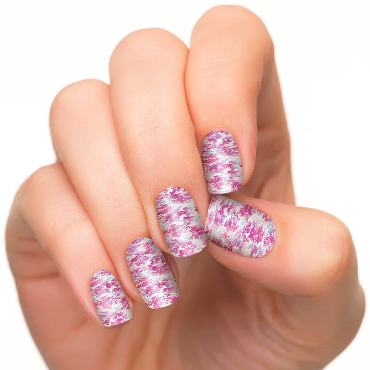 Incoco Nail Polish Strips, Nail Art, Daydreams