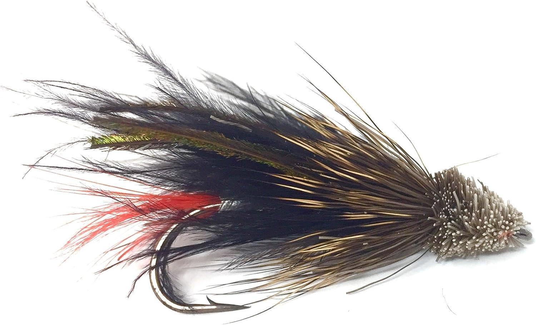 Fishing Flies Woolly BuggerBlack Bead Sold per 6 HOT ITEM****** Size 12