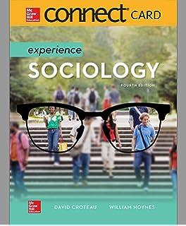 Amazon com: Experience Sociology (9781259405235): David Croteau