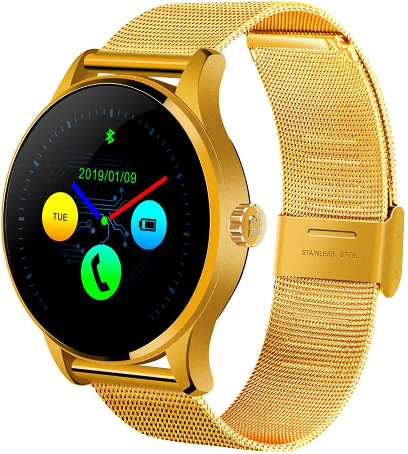 Kuangbin Smart Watch,K88H Smart Watch for Android Phones and iPhones Smart Watches for Women Men Boys Girls