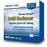 HealthCareAisle Maximum Strength Acid Reducer
