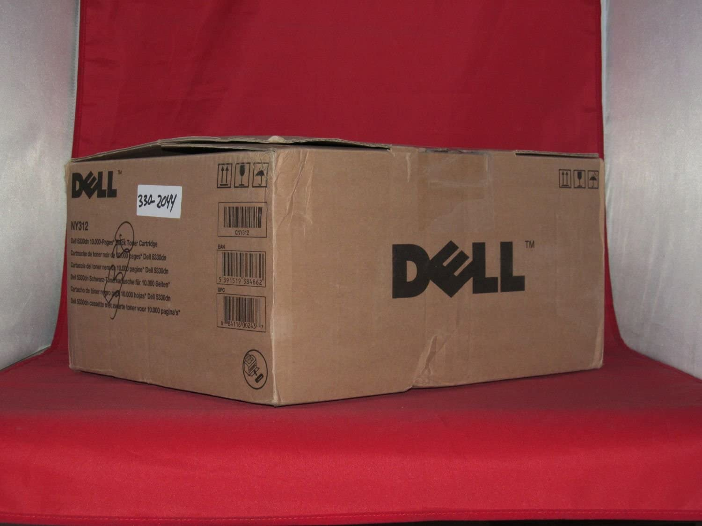 Original Dell 330-2044 Black Toner Cartridge for 5330dn Laser Printer