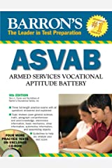 Barron's ASVAB with CD-ROM (Barron's ASVAB (W/CD)) Paperback