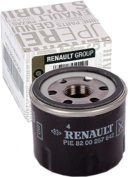 Filtro olio Renault 100/% originale.