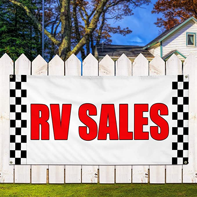 Vinyl Banner Multiple Sizes Under New Management Black Business Outdoor Weatherproof Industrial Yard Signs 8 Grommets 48x96Inches