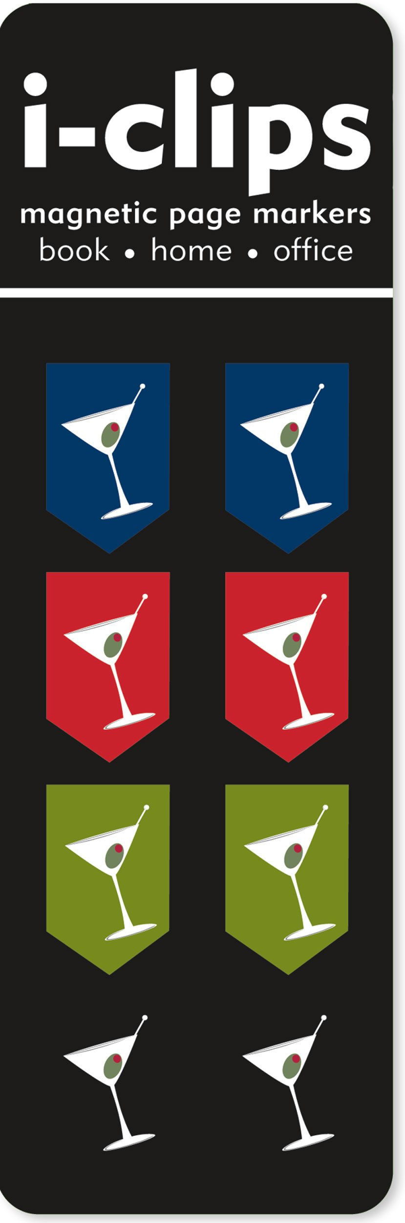 Download Cheers! i-Clips Magnetic Bookmarks PDF