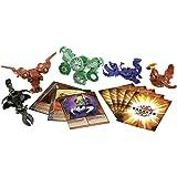 Spin Master 6014687 Bakugan Gundalian Invaders Brawler - Set de combate con figuras y cartas [Importado de Alemania]