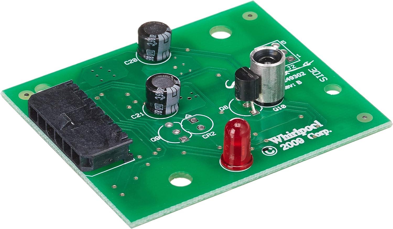 Genuine OEM W10898445 Whirlpool Kenmore Refrigerator Electronic Control Board