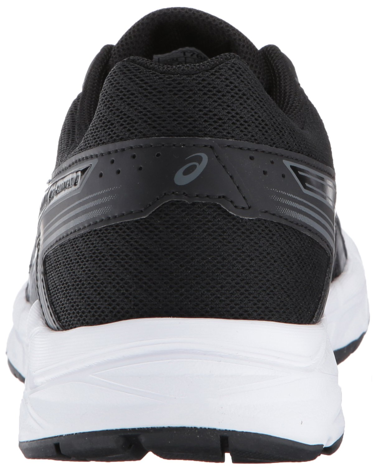ASICS Womens Gel-Contend 4 Running Shoe, Black/Carbon, 6 D US by ASICS (Image #2)