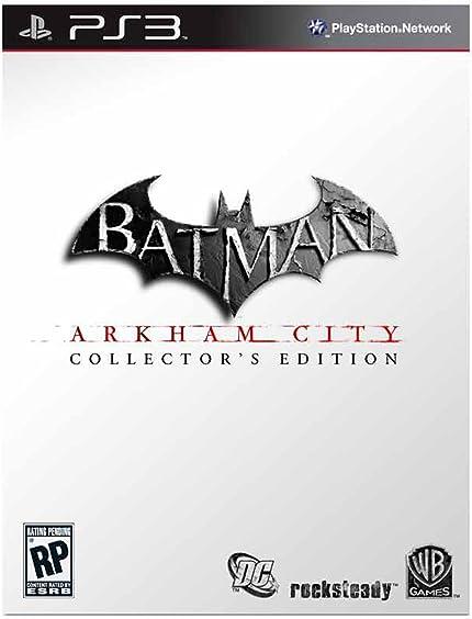Batman  Arkham Origins Collectible Case for PS3  Video Games b638ae90604