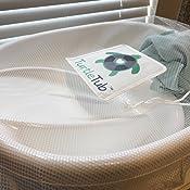 Amazon Com Turtletub Baby Infant Swaddle Bathtub For