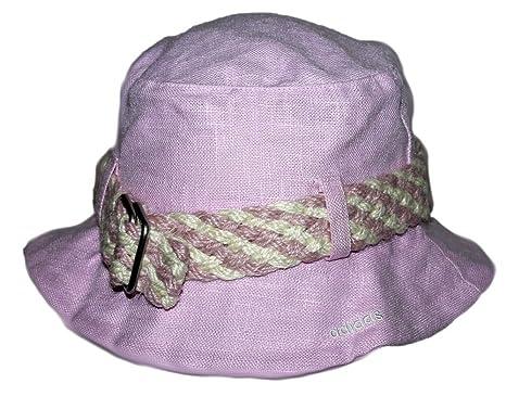 adidas - Cappello da sole - Donna rosa Rosa Medium  Amazon.it ... aafa66c0e646