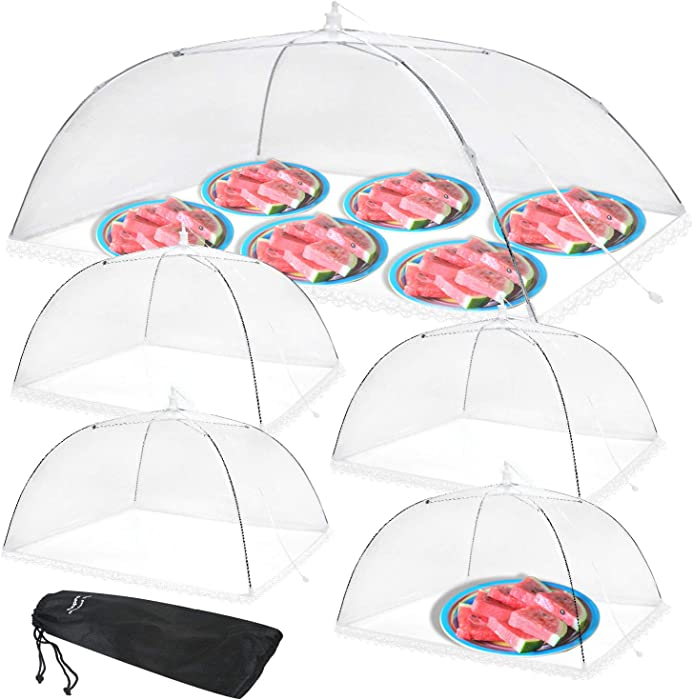 The Best Food Cover Tents