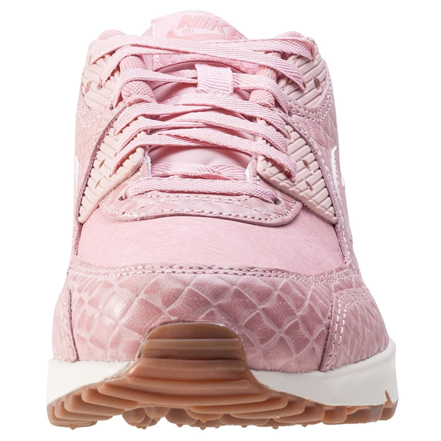 Nike Air Max 90 Premium Womens Trainers Blush Pink - 7 UK: Amazon.co.uk:  Shoes & Bags