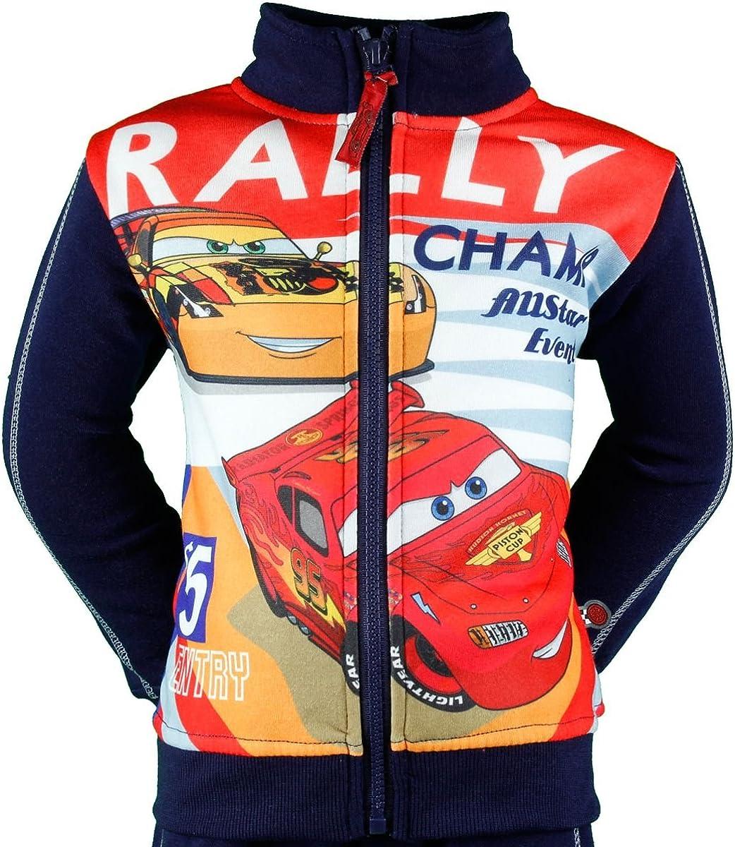 Cars chándal manga larga de Rally Boy: Amazon.es: Ropa y accesorios