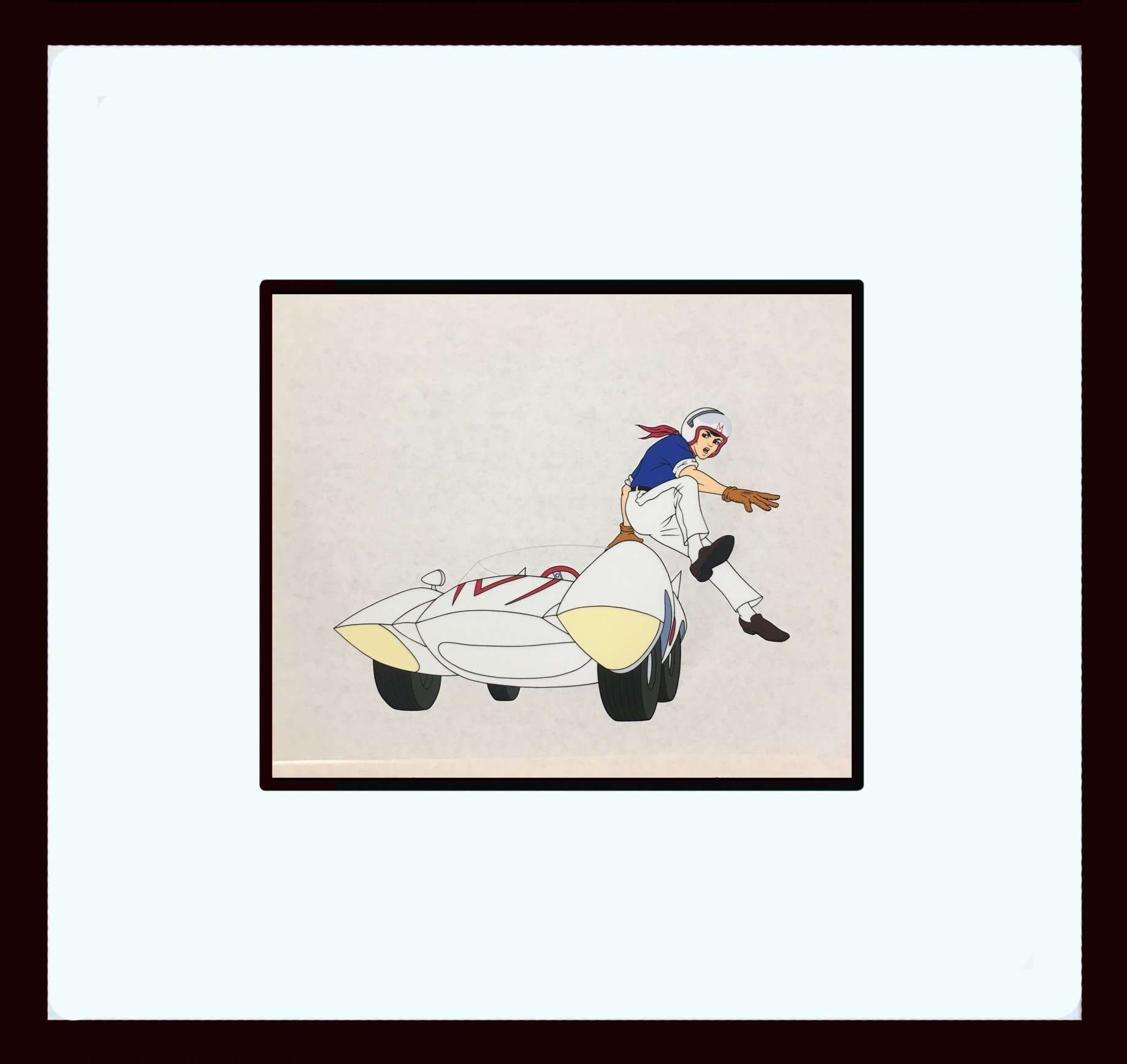 Speed Racer 1 by