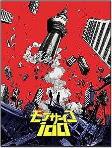Anime Season 2 Crunchyroll Web TV Series Cool Wall Decoration Art Print Posters, Home Decor, Room Decor Poster Decorative Painting Canvas Wall Art Living Room Posters Bedroom Painting 8×10inch(20×26cm