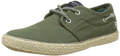 Pepe Jeans-Frank Nautic Shoes Junior Couleur: Vert tPVVc7l6