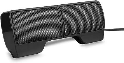 Portable Mini Clip-On USB Powered Stereo Multimedia Speaker Soundbar for Laptop