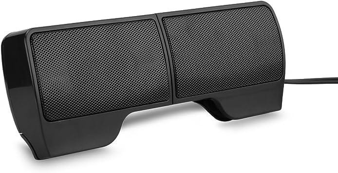 Tioodre Portable Mini Clip On Usb Powered Stereo Lautsprecher Mini Soundbar Für Notebook Laptop Pc Desktop Tablet Audio Hifi
