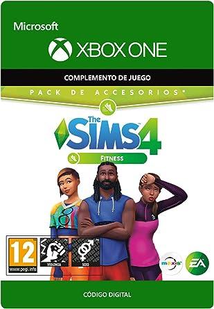 THE SIMS 4 FITNESS STUFF Fitness Stuff | Xbox One - Código de ...