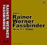 ライナー・ヴェルナー・ファスビンダー Blu-ray BOX
