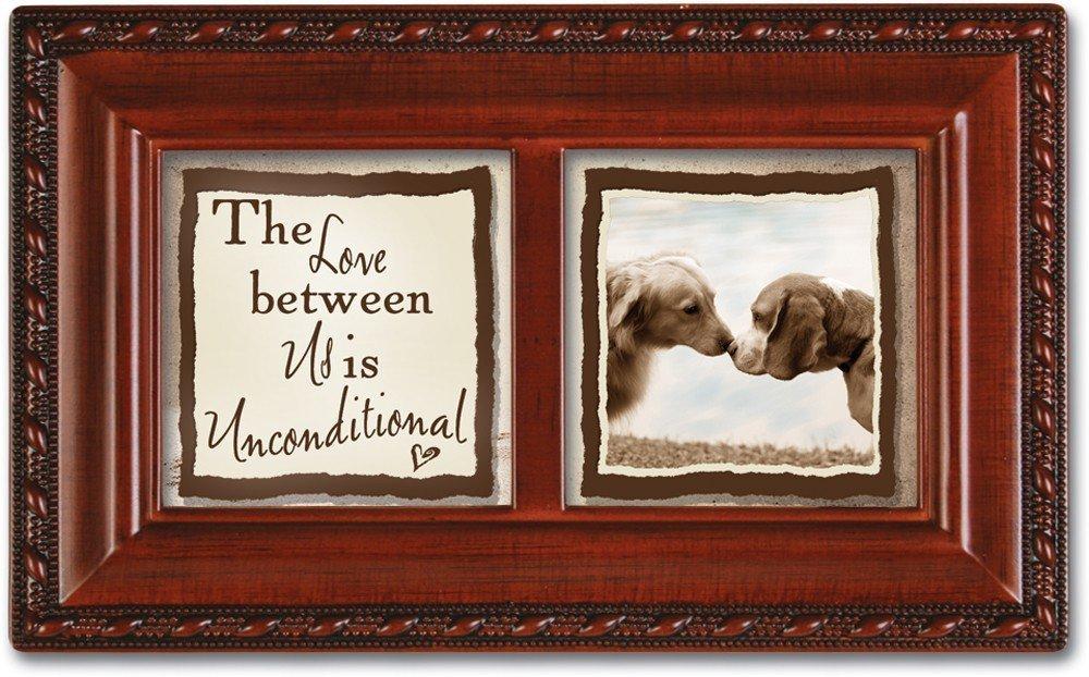 【最安値挑戦!】 Unconditional Love Garden Puppies B0090R78WW Woodgrain Cottage Garden Petite Music Petite Box Plays Unchained Melody B0090R78WW, 公式ライセンスアクセ専門店J-Plus:f960df1d --- arcego.dominiotemporario.com