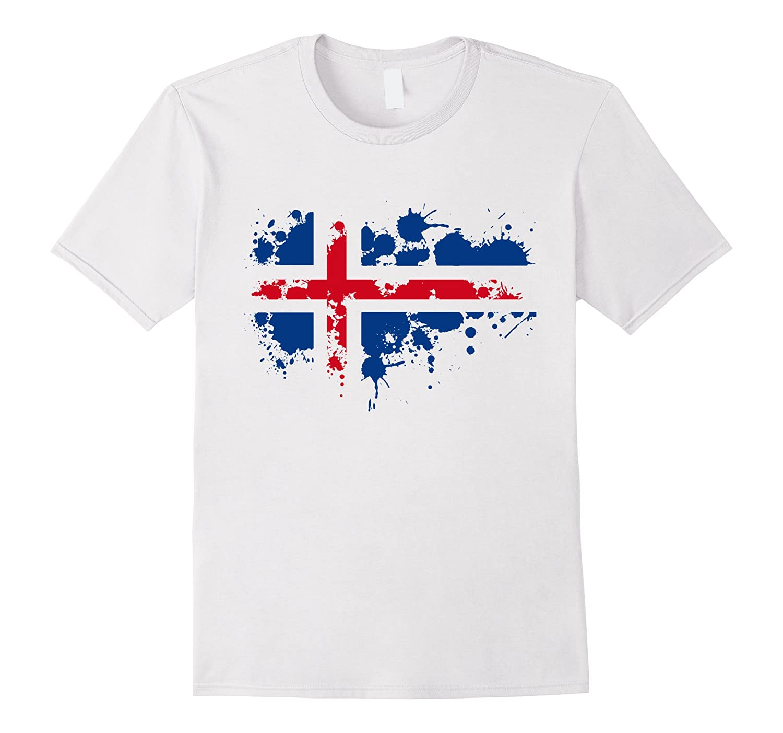 Design t shirt europe -  Norway Flag Europe State Eu Splash Humor T Shirt Best Design T Shirt