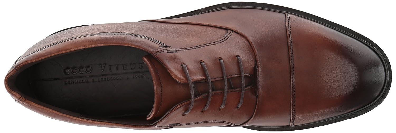 ECCO Men's Vitrus II Tie Oxford, Amber Amber Oxford, Cap Toe, 46 M EU (12-12.5 US) 860819