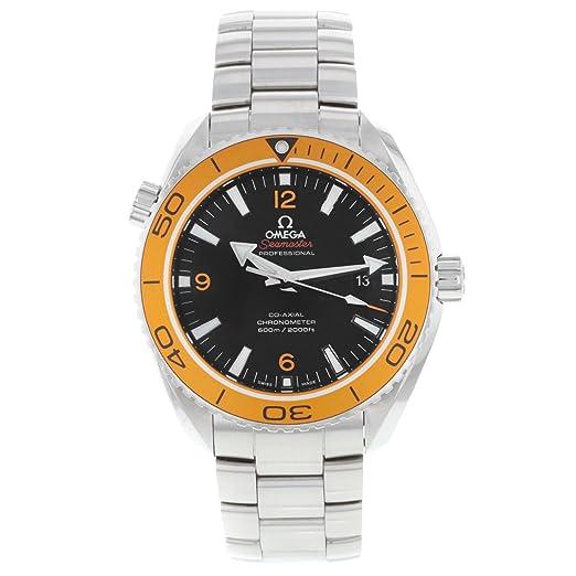 Omega Seamaster Planet Ocean 46 mm 232.30.46.21.01.002 - Reloj para hombre: Amazon.es: Relojes