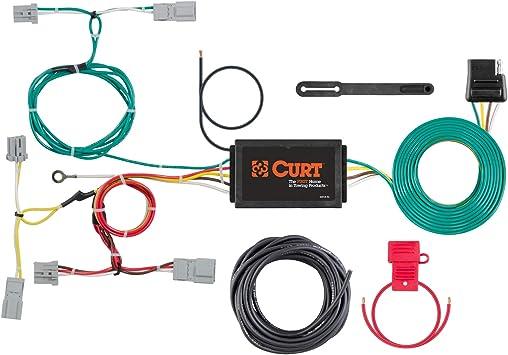 [SCHEMATICS_4UK]  Amazon.com: CURT 56310 Vehicle-Side Custom 4-Pin Trailer Wiring Harness,  Select Mazda CX-5: Automotive | Mazda Cx 5 Trailer Wiring Diagram |  | Amazon.com