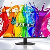 Sceptre 24-Inch IPS Business Computer Monitor 1080p 75Hz with HDMI VGA Build-in Speakers, Slim Machine Black 2020 (E248W-FPT)