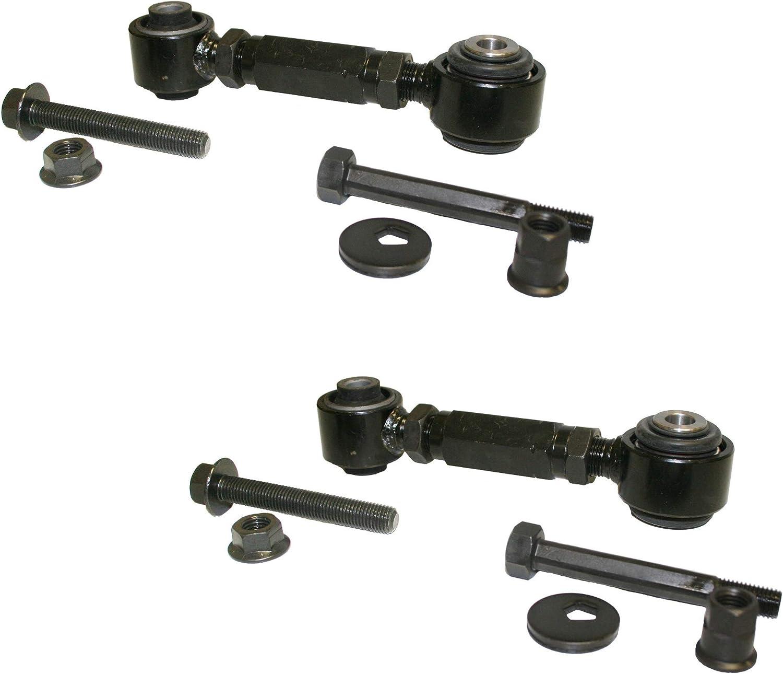 Moog Rear Upper Forward Suspension Control Arm Set
