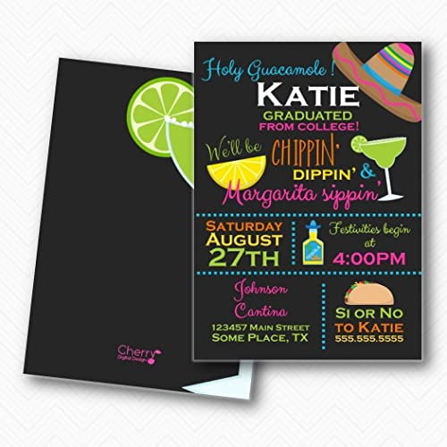 amazon com holy guacamole fiesta college graduation party