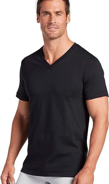 black t shirt jockey