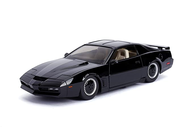 Jada 1: 24 Hollywood Rides Knight Rider KITT with Light Pontiac Firebird 30086 Review