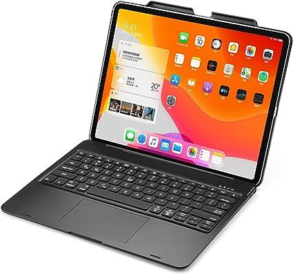 Space element Funda Teclado Tablet para iPad 12.9,Teclado ...