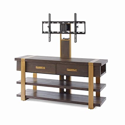 Amazoncom Better Homes Gardens Lana Modern 3 In 1 Tv Stand For
