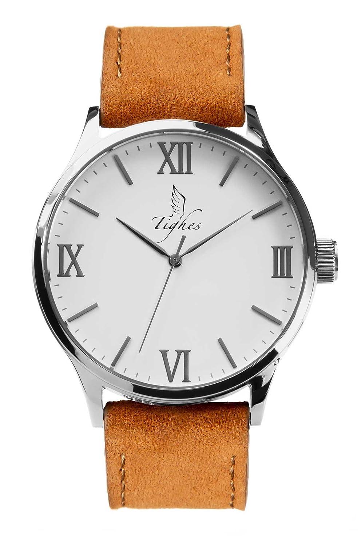 Weiß tighes Uhr - die Uhr